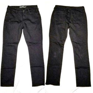 Old Navy Sweetheart Jeans Black 6